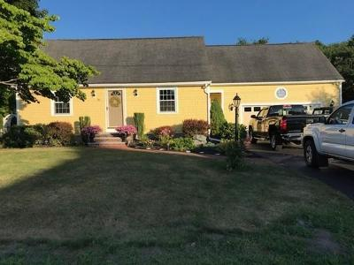 Taunton Single Family Home For Sale: 36 Linden St