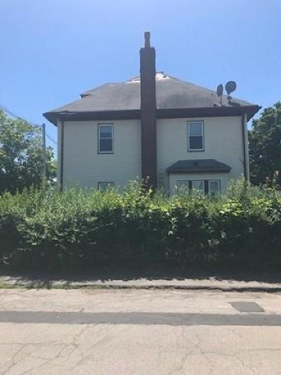 Quincy Single Family Home For Sale: 465 Beale St