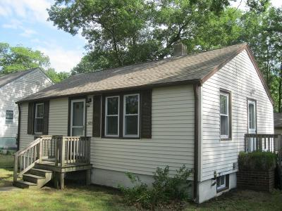 Norton MA Single Family Home Contingent: $224,900