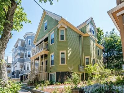 Somerville Condo/Townhouse Under Agreement: 31 Hancock Street #2