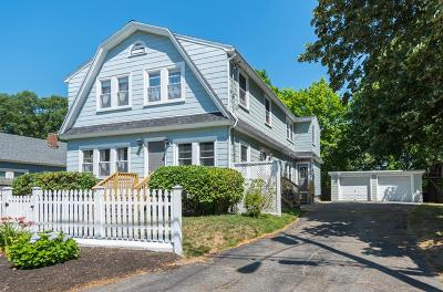Andover Single Family Home Contingent: 14 Juliette Street