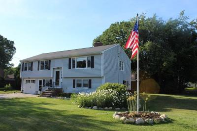 Woburn Single Family Home For Sale: 8 Belford Circle