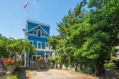 Boston Single Family Home For Sale: 35 Bartlett Street #B