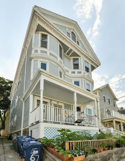 Rental New: 65 Wyman Street #3