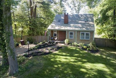 Scituate Single Family Home For Sale: 67 Elm St
