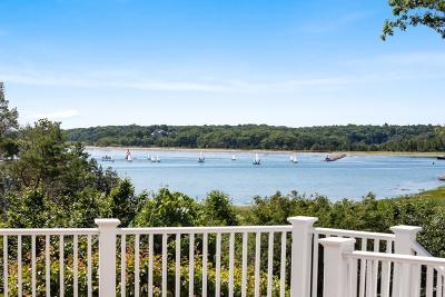 Cohasset MA Single Family Home For Sale: $3,550,000