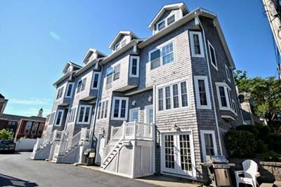 Plymouth Condo/Townhouse New: 17 Bradford Street #3
