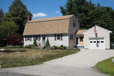 Marlborough Single Family Home New: 308 Framingham Rd