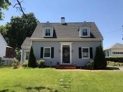 Brockton MA Single Family Home New: $335,000