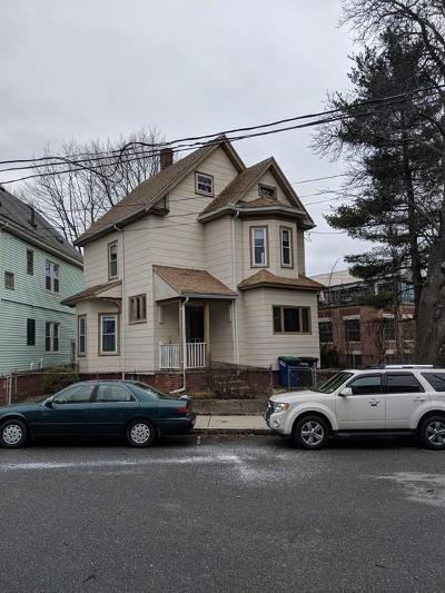 Somerville Single Family Home For Sale: 41 Thorndike