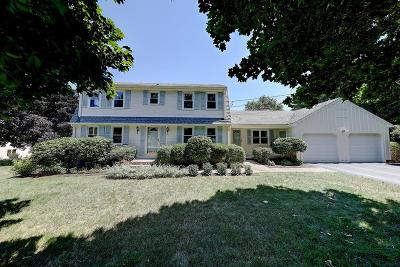 RI-Providence County Single Family Home Under Agreement: 15 Barn