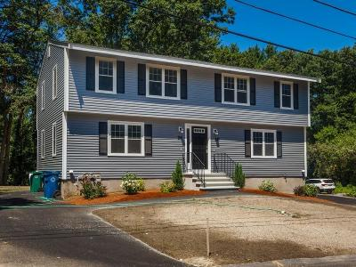 Billerica Condo/Townhouse Under Agreement: 26 Pondover Rd #26