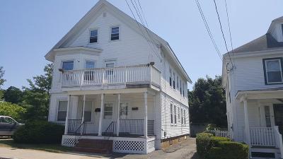 Beverly Multi Family Home New: 31-33 Lyman Street