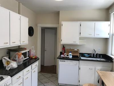 Brookline Rental New: 8 Eliot Ave #1
