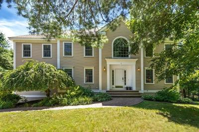 Lynnfield MA Single Family Home For Sale: $1,199,000