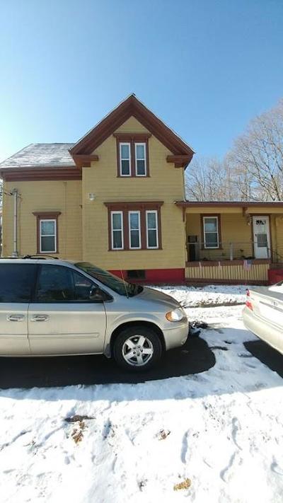 Brockton MA Single Family Home New: $369,900