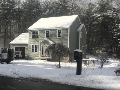 Whitman MA Single Family Home New: $399,900