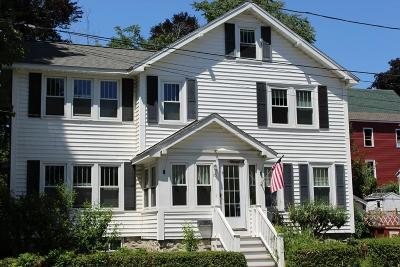 Methuen Single Family Home For Sale: 10 Hampshire Circle