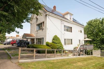 Revere Multi Family Home For Sale: 191 Reservoir Ave