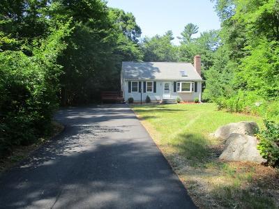 Middleboro Single Family Home Contingent: 157 Miller Street