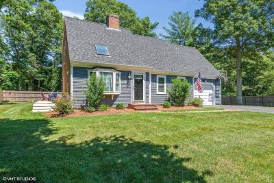 Sandwich Single Family Home For Sale: 7 Holiday Lane