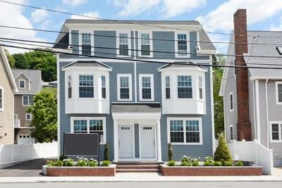 Boston Condo/Townhouse Contingent: 95 Boardman Street #2