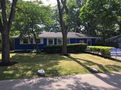 Brockton Single Family Home New: 26 Ellen Rd