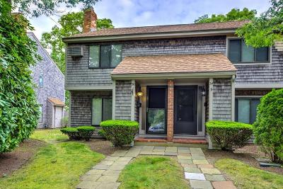 Barnstable Condo/Townhouse Under Agreement: 36 Townhouse Terrace #36