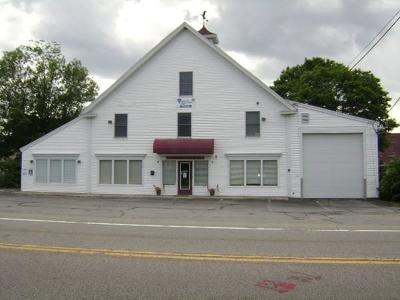 MA-Worcester County Commercial For Sale: 308 Providence Rd