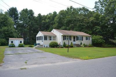 Billerica Single Family Home New: 8 Silverbirch Rd