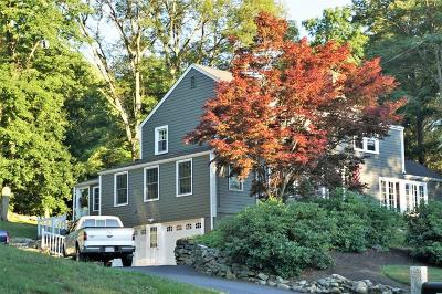 Westborough Single Family Home New: 24 Wheeler Rd