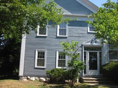 Abington Single Family Home New: 51 Randolph Street