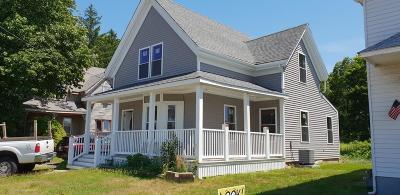 Brockton MA Single Family Home New: $349,900