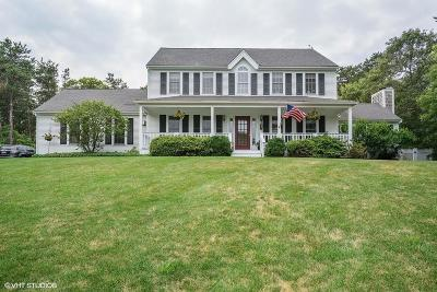 Barnstable MA Single Family Home New: $725,000