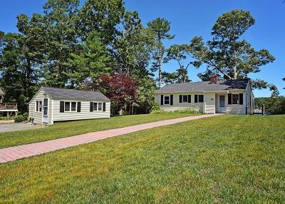 Mashpee MA Single Family Home For Sale: $549,000