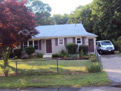 Brockton Single Family Home New: 25 Belding Circle