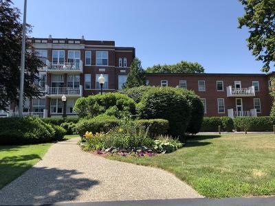 Duxbury Condo/Townhouse Under Agreement: 100 Parks St #36