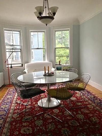 Brookline Rental New: 185 Davis Avenue #3
