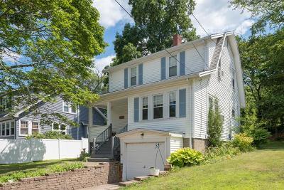 Weymouth MA Single Family Home New: $333,999