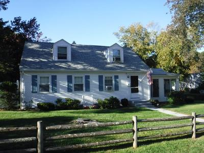 MA-Norfolk County, MA-Plymouth County Single Family Home New: 88 Constitution Ave