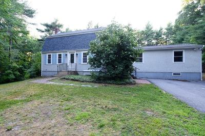 Marshfield Single Family Home Price Changed: 1133 Forest Street