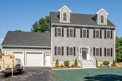 West Bridgewater Single Family Home Under Agreement: 144 Lincoln Street