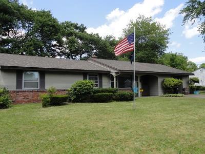 Brockton Single Family Home New: 87 Rosemary St