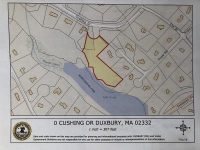 Duxbury Residential Lots & Land For Sale: Cushing Dr, Lot 5