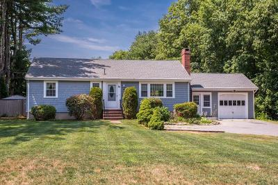 East Bridgewater MA Single Family Home New: $359,900