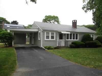 Falmouth Single Family Home For Sale: 44 Russell Road
