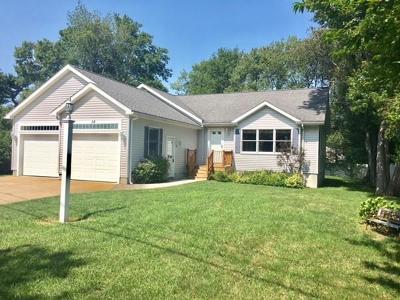 Marshfield Single Family Home New: 14 Jones St