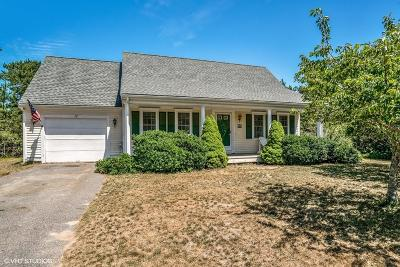 Mashpee MA Single Family Home New: $349,000