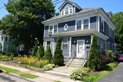 Brockton Single Family Home New: 143 Highland Street