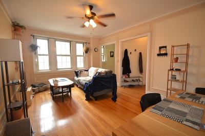 Brookline Rental New: 1454 Beacon St. #543